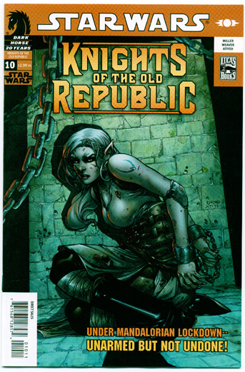 STAR WARS: KNIGHTS OF THE OLD REPUBLIC#10