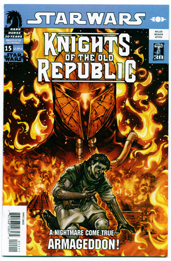 STAR WARS: KNIGHTS OF THE OLD REPUBLIC#15