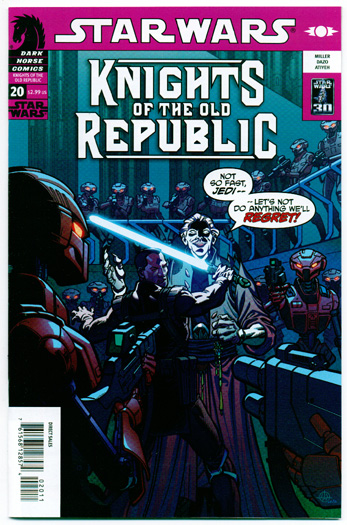 STAR WARS: KNIGHTS OF THE OLD REPUBLIC#20