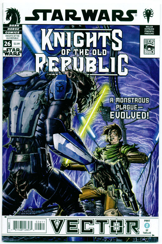 STAR WARS: KNIGHTS OF THE OLD REPUBLIC#26
