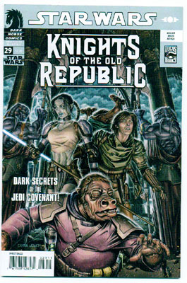 STAR WARS: KNIGHTS OF THE OLD REPUBLIC#29