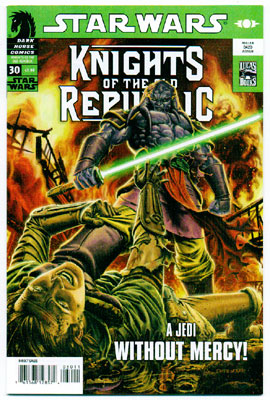 STAR WARS: KNIGHTS OF THE OLD REPUBLIC#30