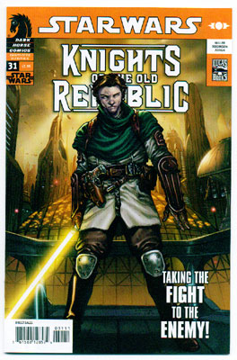 STAR WARS: KNIGHTS OF THE OLD REPUBLIC#31