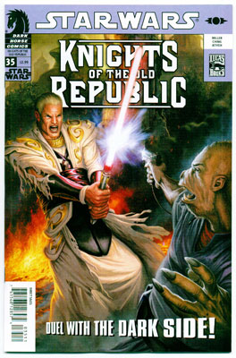 STAR WARS: KNIGHTS OF THE OLD REPUBLIC#35
