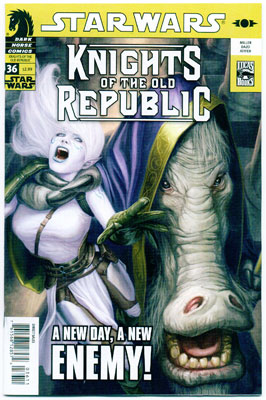 STAR WARS: KNIGHTS OF THE OLD REPUBLIC#36