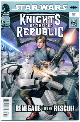STAR WARS: KNIGHTS OF THE OLD REPUBLIC#37