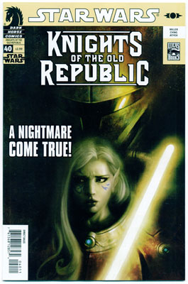 STAR WARS: KNIGHTS OF THE OLD REPUBLIC#40