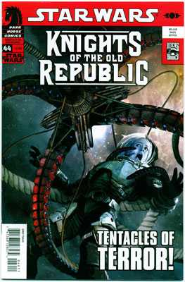 STAR WARS: KNIGHTS OF THE OLD REPUBLIC#44