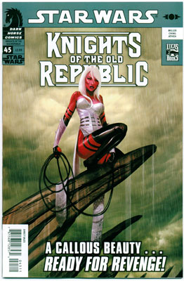 STAR WARS: KNIGHTS OF THE OLD REPUBLIC#45