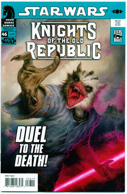 STAR WARS: KNIGHTS OF THE OLD REPUBLIC#46