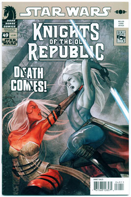 STAR WARS: KNIGHTS OF THE OLD REPUBLIC#49