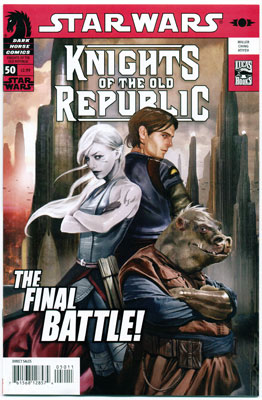 STAR WARS: KNIGHTS OF THE OLD REPUBLIC#50