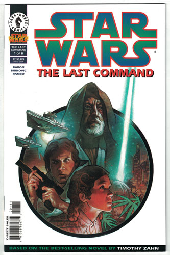 STAR WARS: THE LAST COMMAND#1