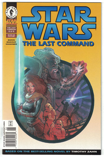 STAR WARS: THE LAST COMMAND#6