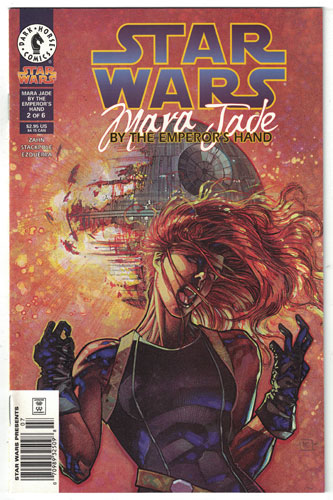 STAR WARS: MARA JADE#2