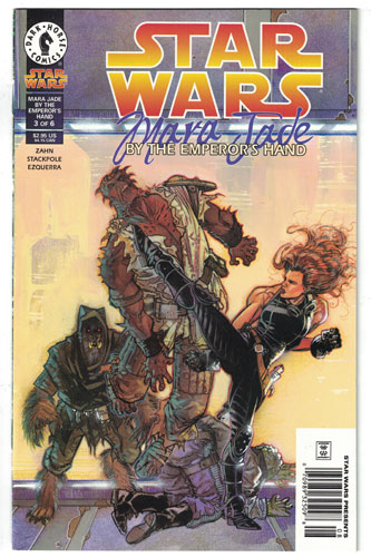 STAR WARS: MARA JADE#3
