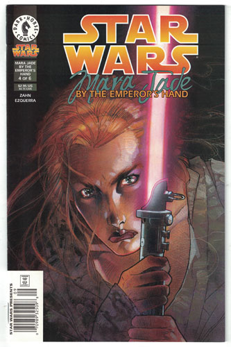 STAR WARS: MARA JADE#4