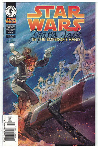 STAR WARS: MARA JADE#5