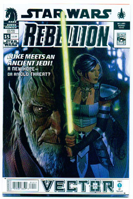 STAR WARS: REBELLION#15