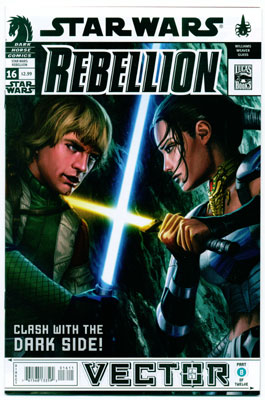 STAR WARS: REBELLION#16