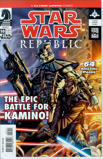 STAR WARS: REPUBLIC#50