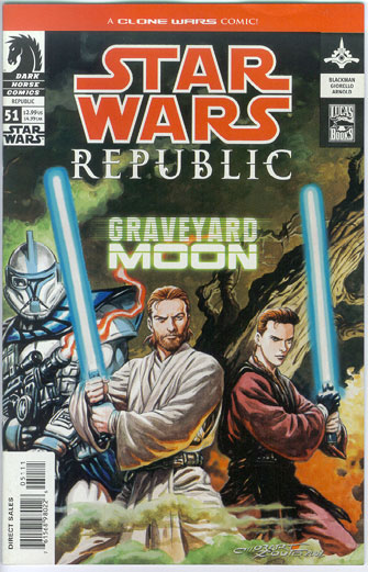 STAR WARS: REPUBLIC#51
