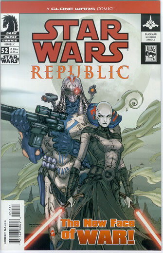 STAR WARS: REPUBLIC#52