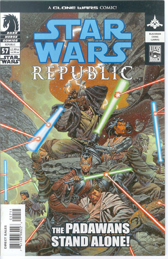 STAR WARS: REPUBLIC#57