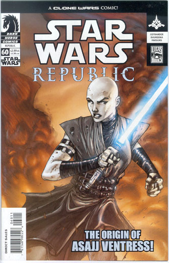 STAR WARS: REPUBLIC#60