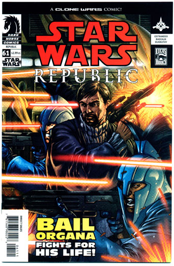 STAR WARS: REPUBLIC#61
