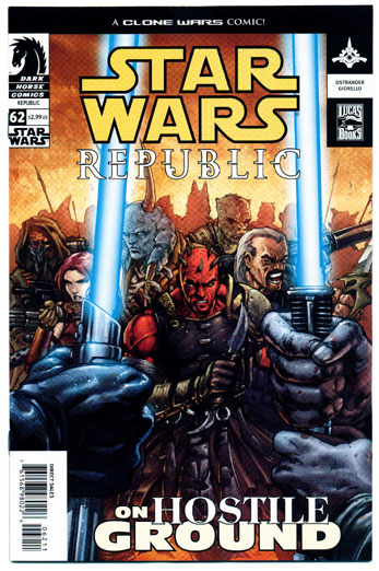STAR WARS: REPUBLIC#62
