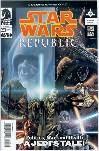 STAR WARS: REPUBLIC#64