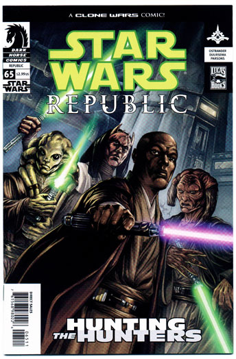 STAR WARS: REPUBLIC#65