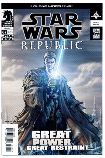 STAR WARS: REPUBLIC#67