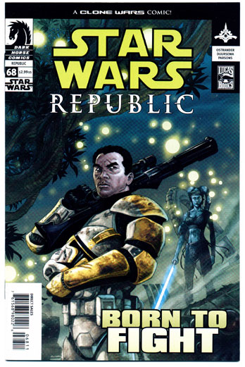 STAR WARS: REPUBLIC#68