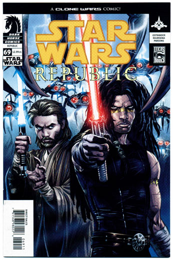 STAR WARS: REPUBLIC#69