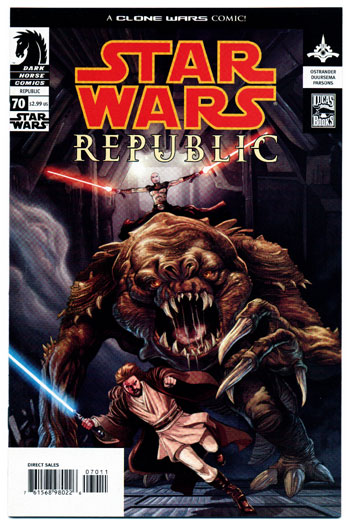STAR WARS: REPUBLIC#70