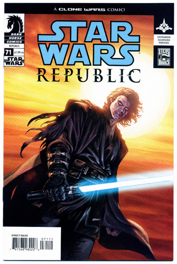 STAR WARS: REPUBLIC#71