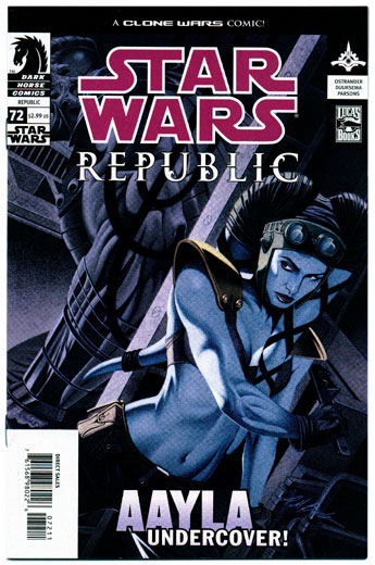 STAR WARS: REPUBLIC#72