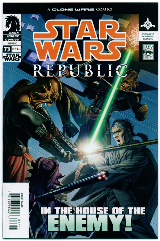 STAR WARS: REPUBLIC#73