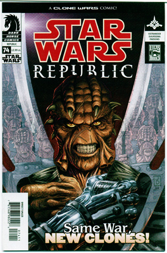 STAR WARS: REPUBLIC#74