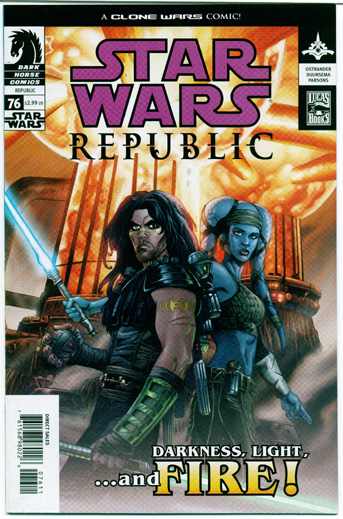 STAR WARS: REPUBLIC#76