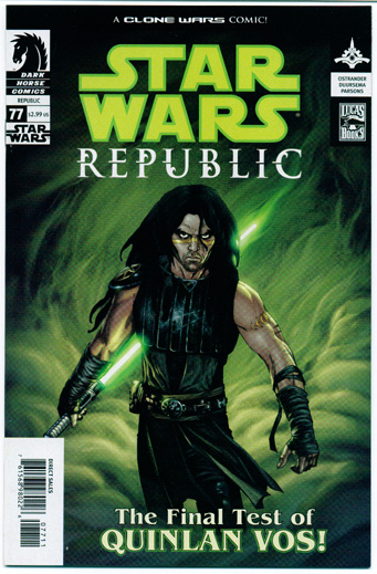 STAR WARS: REPUBLIC#77