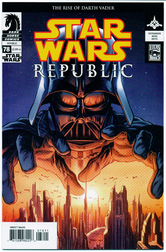 STAR WARS: REPUBLIC#78