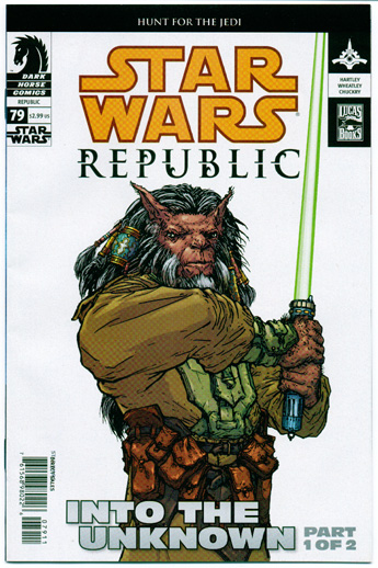 STAR WARS: REPUBLIC#79