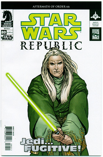 STAR WARS: REPUBLIC#80