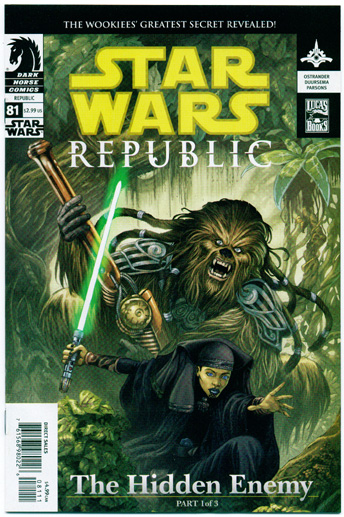 STAR WARS: REPUBLIC#81