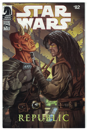 STAR WARS: REPUBLIC#82