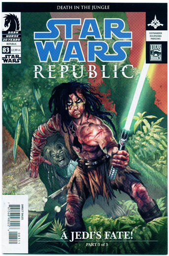 STAR WARS: REPUBLIC#83