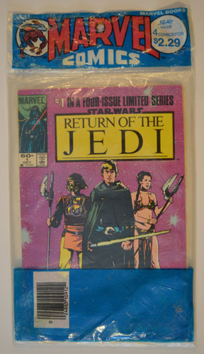 STAR WARS: RETURN OF THE JEDI#1-4